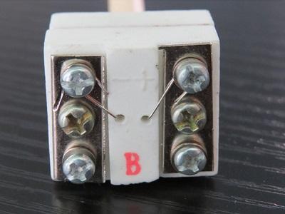 ترموکوپل نوع B